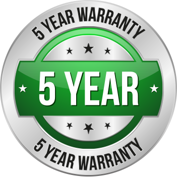Image result for 5 year warranty image green